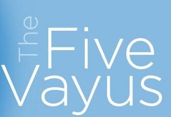 ۵ پرانا وایوی یوگا: پرانا